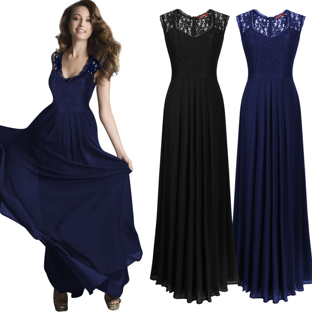 Evening maxi dresses for weddings formal dresses for How to dress for an evening wedding