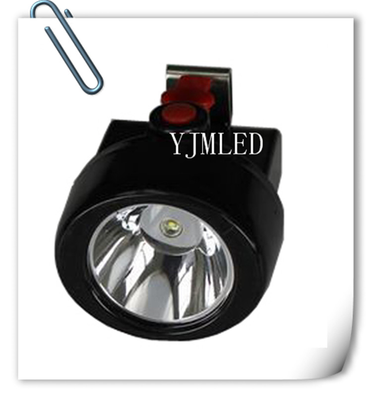 Rechargeable LED Cordless Li-ion Battery 3W Cree LED Mining Light KL2.8LM(A)(China (Mainland))