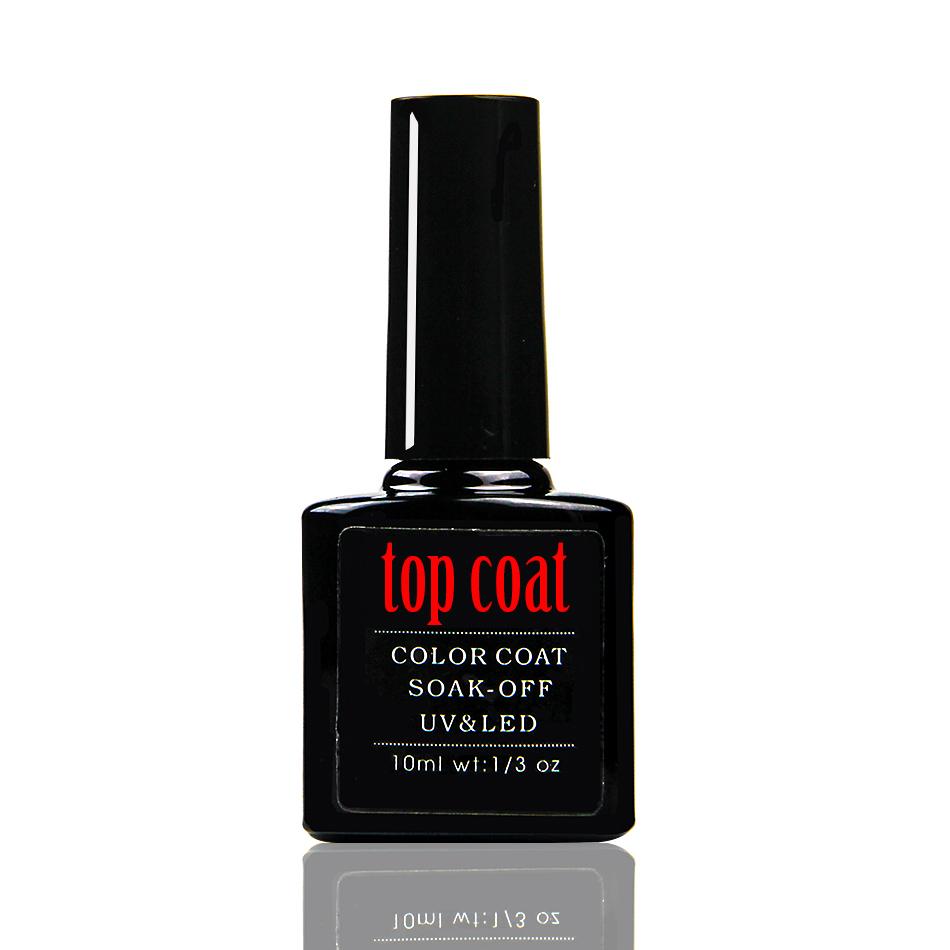 Nail polish top coat with uv light 55w