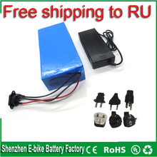 48 volt electric bicycle battery / 48V 18AH 1000W Electric Bicycle Battery with PVC case for Samsung cell pack