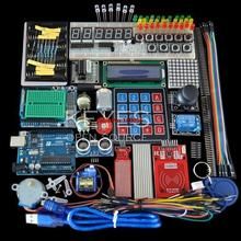 Buy Starter Kit arduino Uno R3 Uno R3 Breadboard holder Step Motor / Servo /1602 LCD / jumper Wire/ UNO R3 for $35.30 in AliExpress store