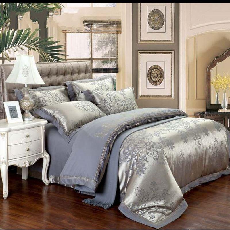 luxury sexy leopard print bedding sets textile silk