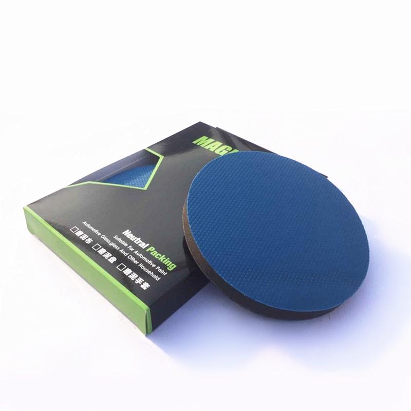 Free Shipping New Technology Car Wash Clay Pad,Polymer Buffing Pad,Car Clay Polishing Pad(China (Mainland))