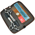 6 0Inch 5 5Inch Meisha Cutting Scissors and Thinning Scissors Kits JP440C Hair Shears for Barbers