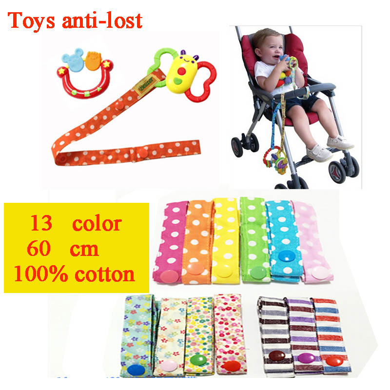 Buy 6 get 1 cotton 100%toys anti-lost sale NEW Brand new baby stroller  strap baby stroller rope accessories<br><br>Aliexpress