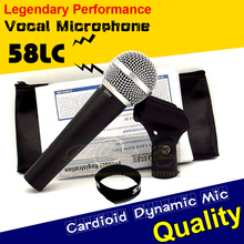 Quality SM 58 58S SM58S SM58LC 58LC Clear Sound Handheld Vocal Cardioid Dynamic Wired Karaoke Microphone Microfone - XingyiStar Audio Store store