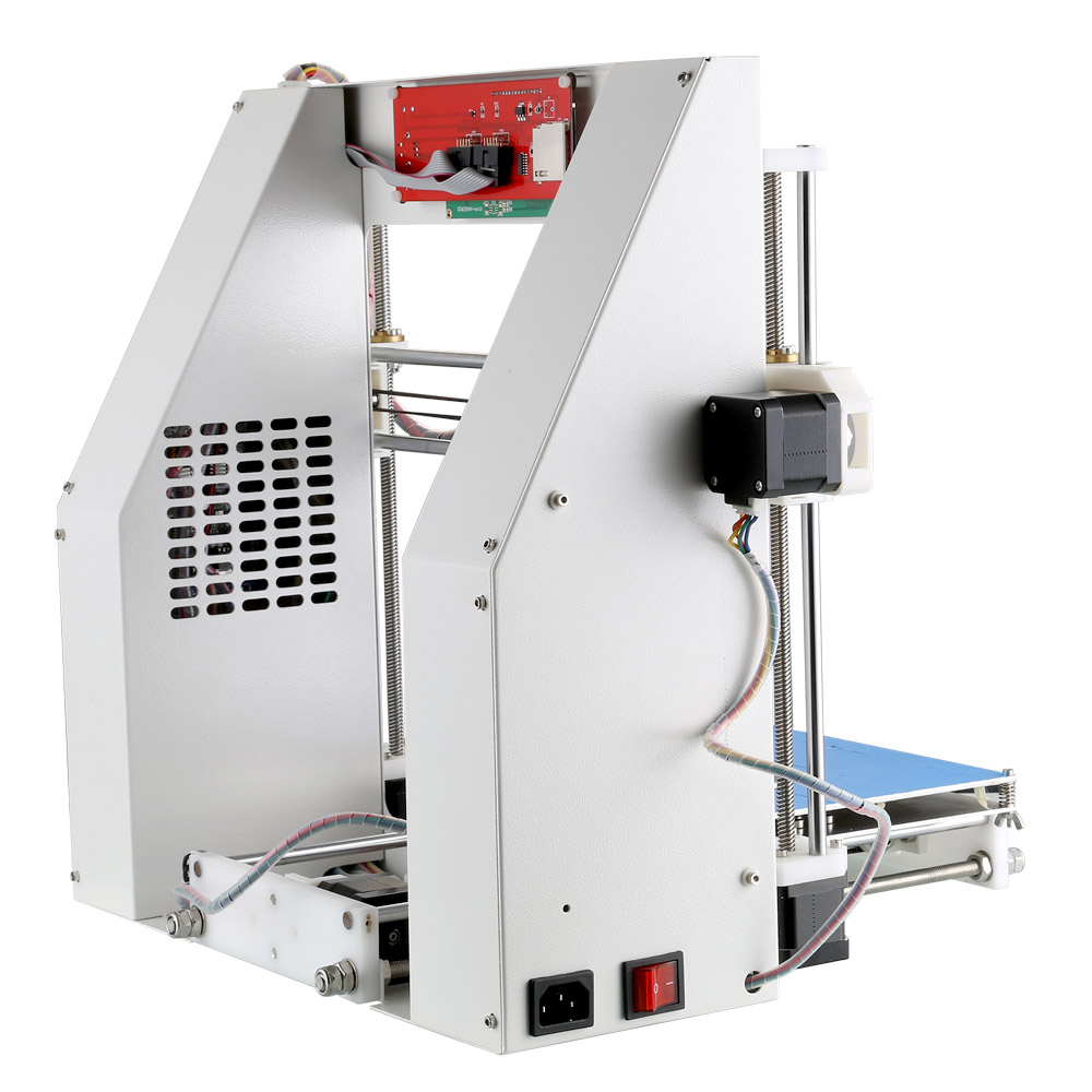 Kit stampante 3d prusa i3 metallo kit affidabile semiprofessionale italia novita ebay - 3d printer italia ...