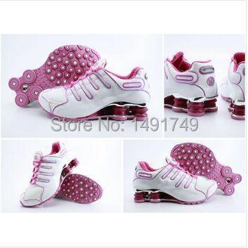New arrival WOMEN Shox Original Nz Running Shoes Dropshipping high quality shoes Free shipping size:36-40(China (Mainland))