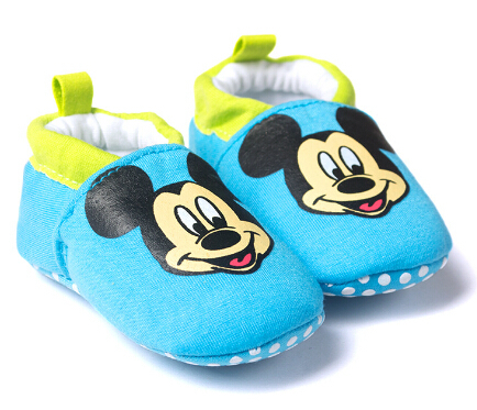 Wholesale baby boy shoes cartoon design baby shoes top