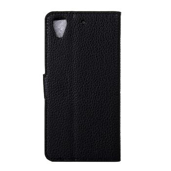 Etui portfel do Huawei Y6 stylowa skóra PU różne printy