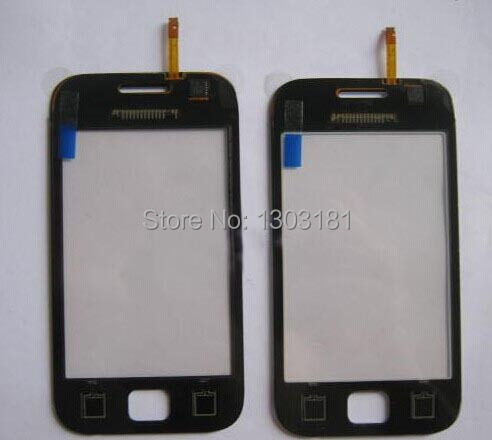 2pcs/lot Hk Post Free Shipping Digitizer For Samsung Galaxy AceGT-S6802 S6802 Touch Screen Glass Digitizer Replacement With LOGO(China (Mainland))