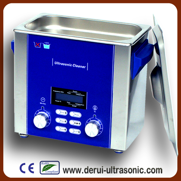 New arrival  ultrasonic cleaner for dental with Multi-function DR-P30 3L stainless steel Brand Derui<br><br>Aliexpress