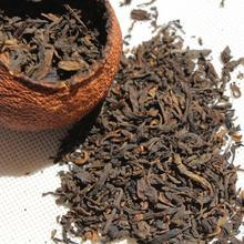 Orange Puer Tea Honey Taste 2006 Year China Shu Pu erh Tee Organic Compress Puerh Slimming