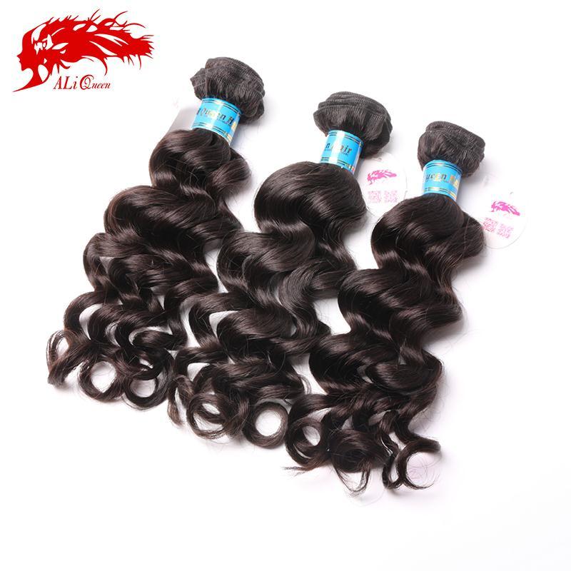 100% Unprocessed cheap human hair weave bundles 3 Pcs/lot Virgin Peruvian Natural Wavy or More Wave Hair Weave