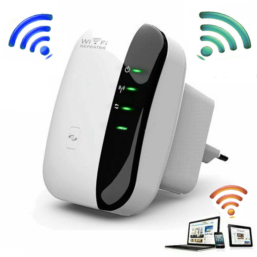 WR03 High Security 2.4GHz 300Mbps Wi fi WiFi Repeater Router Wireless Expander Signal Extender For Desktop Laptop AC 100 - 240V(China (Mainland))