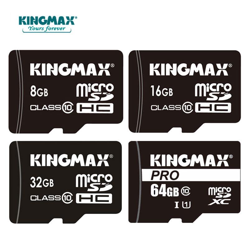 KINGMAX Memory Card Micro SD Card 8GB 16GB 32GB 64GB Class10 micro sd card 32gb micro sd hc card Pass h2testw + adapter reader(China (Mainland))