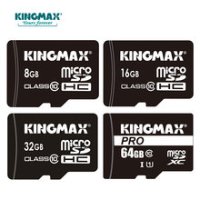 Buy KINGMAX Memory Card Micro SD Card 8GB 16GB 32GB 64GB Class10 micro sd card 32gb micro sd hc card Pass h2testw + adapter reader for $5.42 in AliExpress store