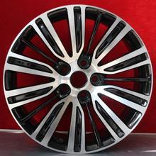 wholesale manufacturers casting aluminum alloy wheel rim17*7(China (Mainland))