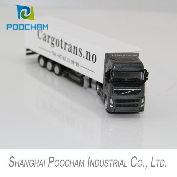 1:87 Volvo metal scale model trucks(China (Mainland))