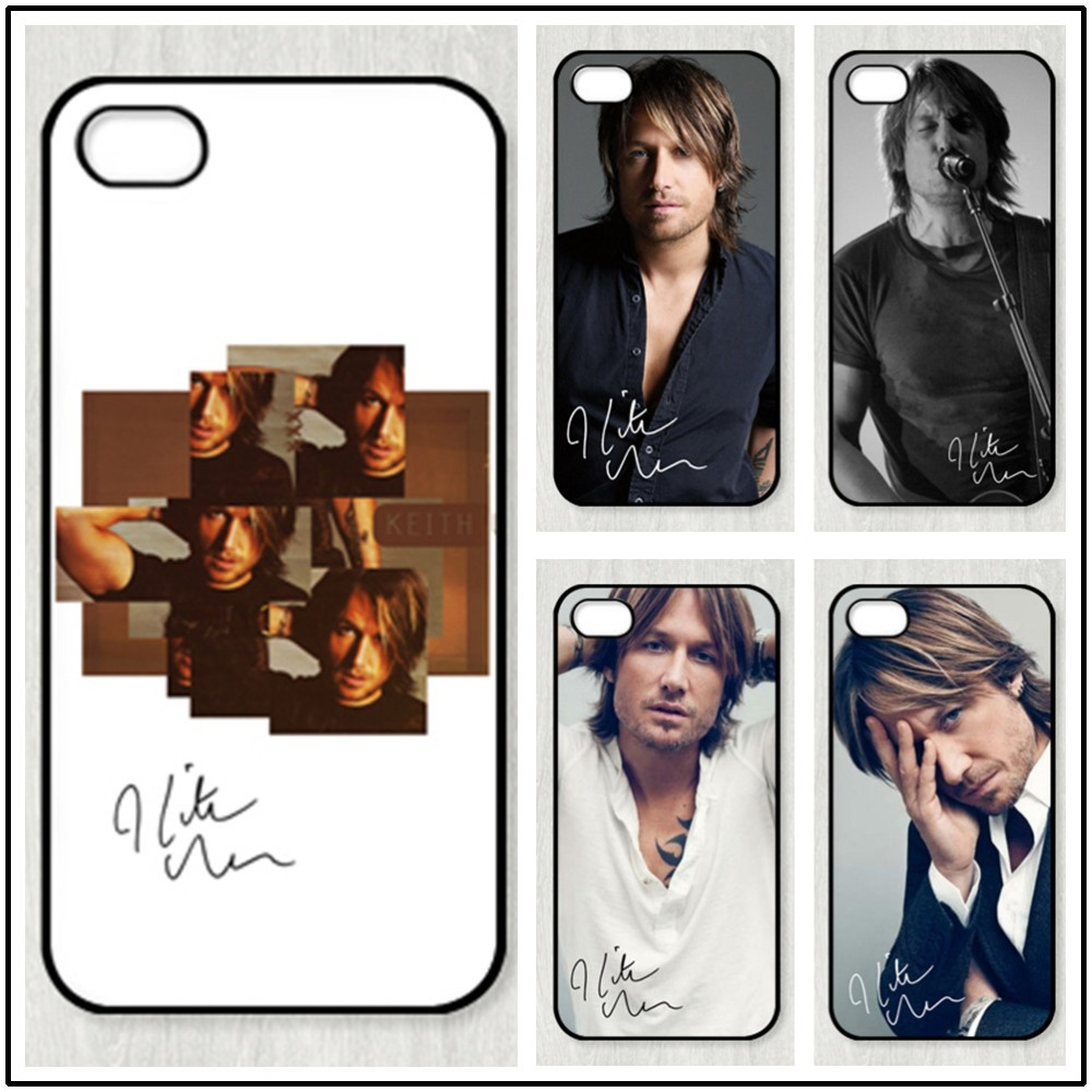 Keith Urban fashion original cell phone case for iphone 4 4s protection back cover(China (Mainland))