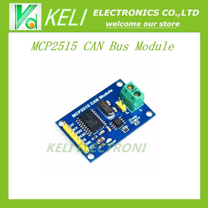 Free 10PCS MCP2515 CAN Bus Module TJA1050 Receiver SPI Module Arduino NEW IN STOCK