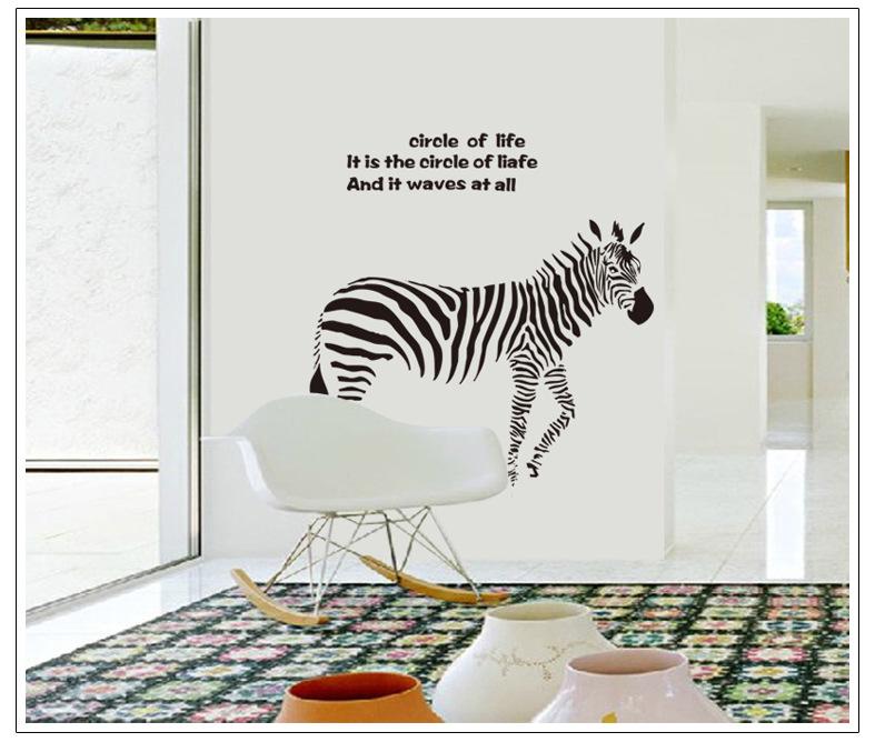 Stiker dinding, Dekorasi dekorasi rumah decal, Mode lucu tahan air ...