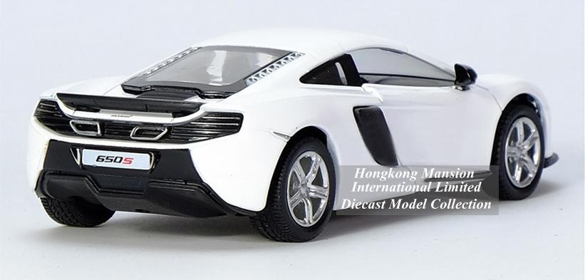 136 Car Model For McLaren 650S (12)