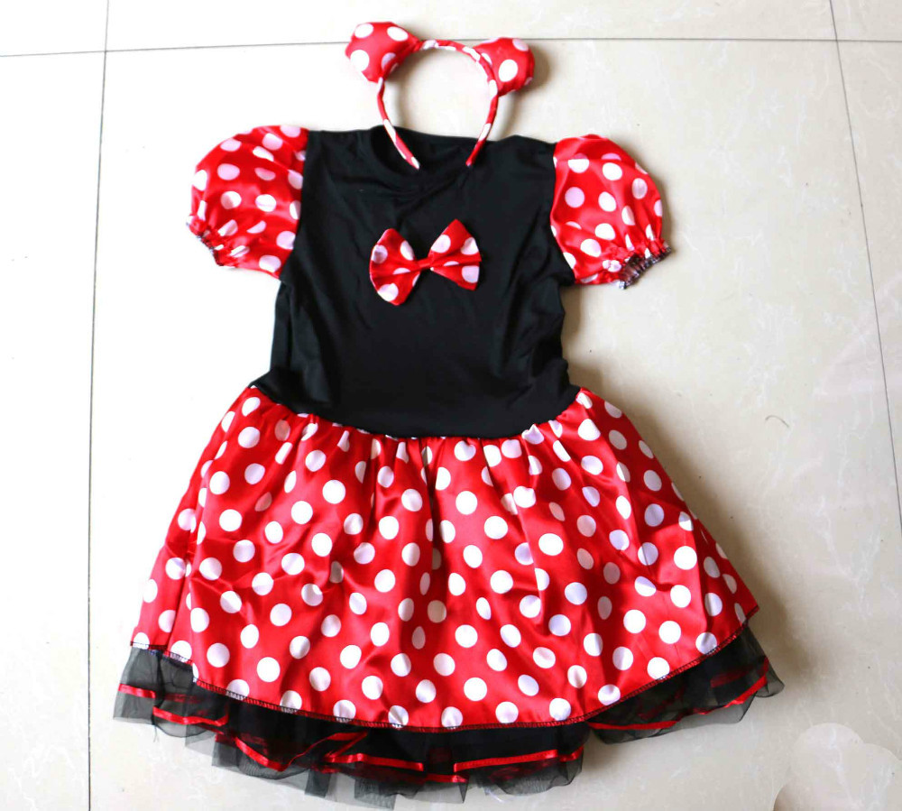 Fancy Minnie Mouse Costume
