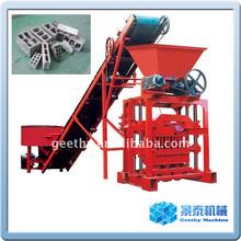 QTJ4-35B2 manual fly ash brick making machine price(China (Mainland))
