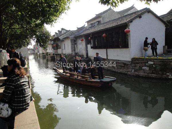 5 Days Suzhou & Water Town Tours, Amazing East China Tour(China (Mainland))