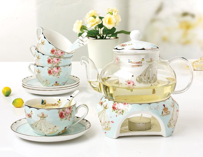 European Glass Coffee Maker : Tea Warmer Set Promotion-Shop for Promotional Tea Warmer Set on Aliexpress.com