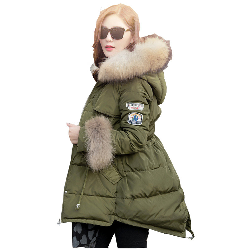 Womens Cheap Parka Coats