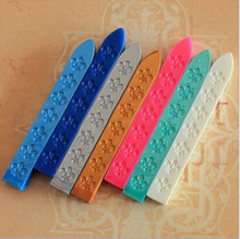 New Creative vintage Candy colour DIY Multifunction sealing wax/Deco funny work/Labels, Indexes & Stamps H0931