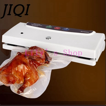 NEW Vacuum sealer food vacuum sealing machine, plastic bags sealing machine aluminum bags vacuum packer packaging machine(China (Mainland))