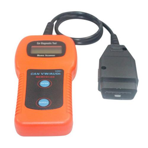 NEW 2013 U281 VAG OBD2 OBDII Auto Scanner Code Reader Diagnostic Tool fr VW AUDI SEAT SKOda(China (Mainland))