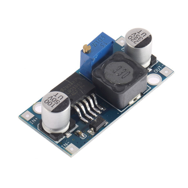1pc Small LM2596 power supply module DC/DC BUCK 3A adjustable buck module regulator ultra LM2596S 24V switch 12V 5V 3V Newest(China (Mainland))