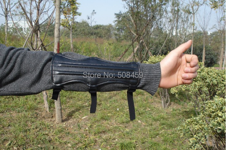 Handmade Arm Protector Guard archery Protective Leather shooting and hunting hunter equipment