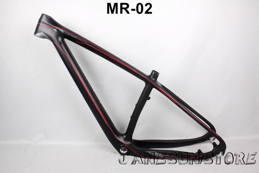 29er 01 model carbon bike frame carbon moutain bike 29er /26ER /27ER BSA/BB30 matte /glossy t800 OEM design carbon mtb bike 29er(China (Mainland))