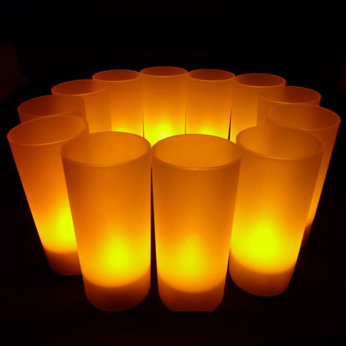 12pcs lot for resale big discount led rechargeable flameless tea light. Black Bedroom Furniture Sets. Home Design Ideas