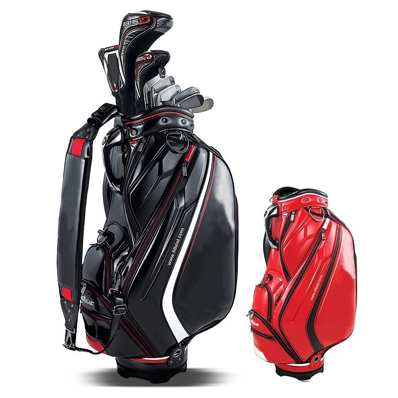 2016 New high Quality foreign trade tail single golf bags men International brands CB511 golf ball bag Two colors to choose(China (Mainland))