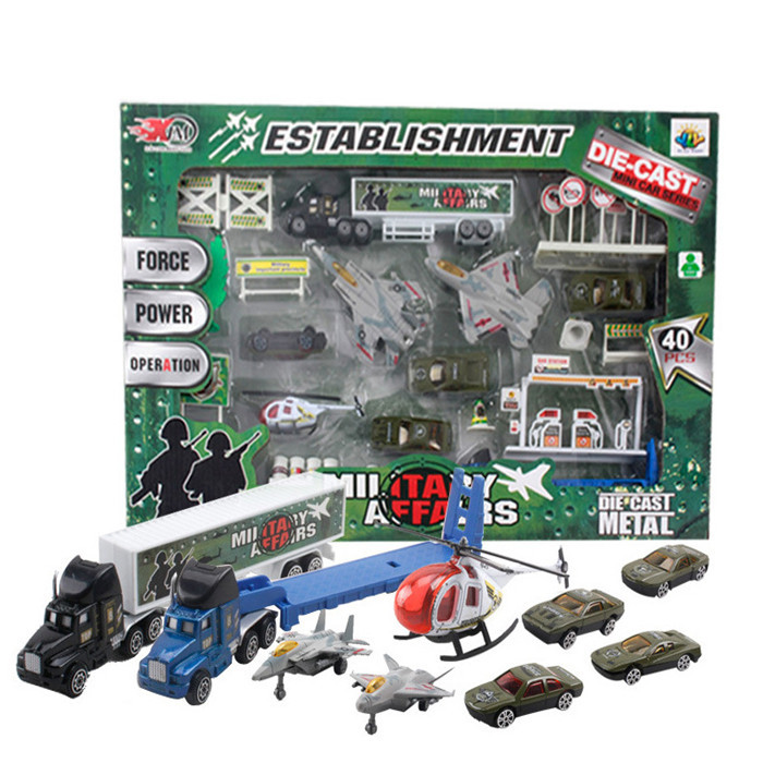 1 set hot koop legering militaire voertuig model speelgoed auto simulatie speelgoed auto voor kinderen gift(China (Mainland))