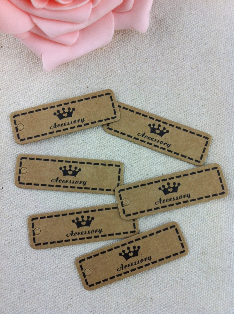 The Sole Custom  Jewelry&amp;Clothes Label Tags Cards 500pcs/lot Brown Paper Dispaly Tags/Cards From China Design Free Shipping<br><br>Aliexpress