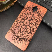 LTS Natural Wood Case OnePlus 3 Genuine Original + PC Hard Back Cover Plastic One Plus Protector Fundas - Phone Accessories Factory Store store