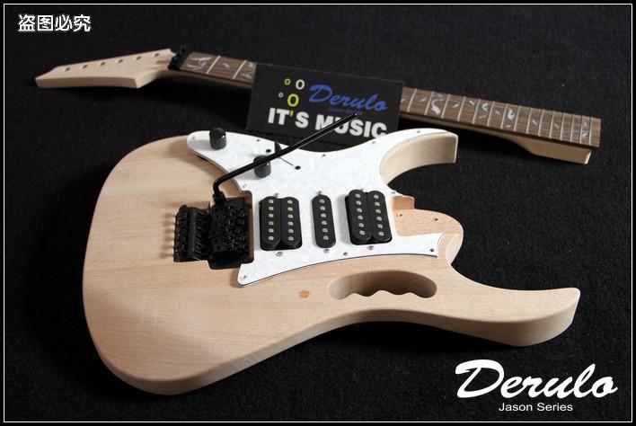 Bolt on Guitar Kit Guitar Kit Left Handed