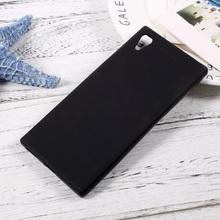 Buy Cover Case Sony Xperia XA1 Shell Matte Skin Soft TPU Phone Cases Sony Xperia XA1 Cellphone Bag Fundas Capa Coque Black for $1.10 in AliExpress store