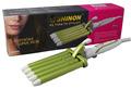 Women Best Gift electric 5 Barrel big Deep waver Waving styling tools curling iron styler roller210v