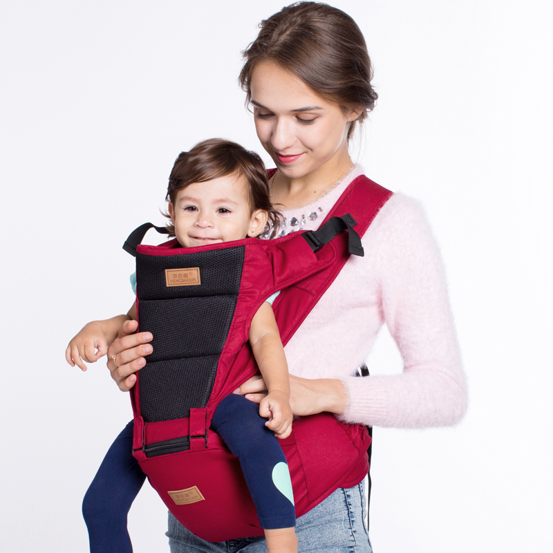 2016 Rushed Baby Sling Baby Carrier Sling Active Gear Cotton Infant Backpack For 0-3 Year-old Kids Toddler Wrap Suspenders Child(China (Mainland))