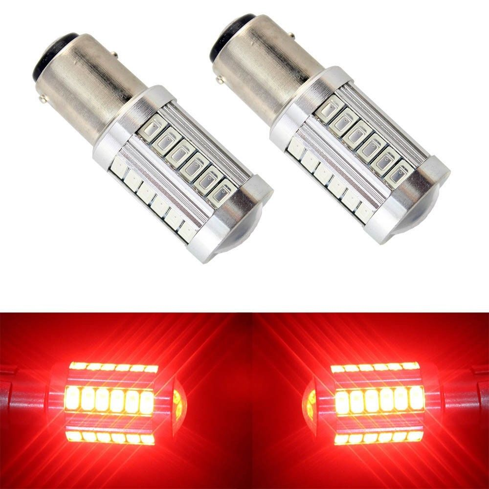 1x 8W High Quality 1157 BAY15D P21/5W 33 SMD 5630 5730 Car Led Turn Signal Lights Brake Tail Lamps 33SMD Auto Rear Reverse Bulbs(China (Mainland))