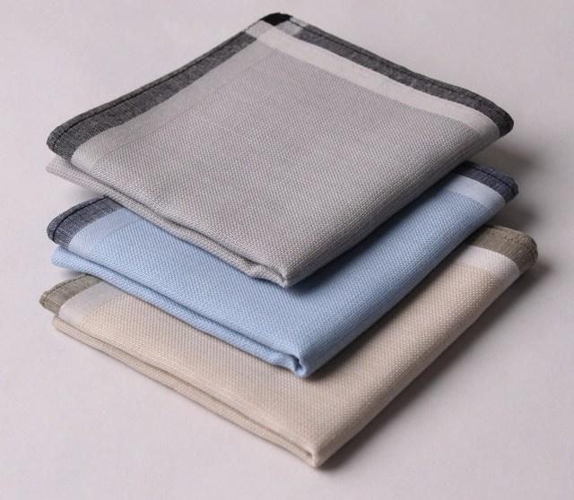 Male brief handkerchief cotton 100% cotton handkerchief gift ultra soft