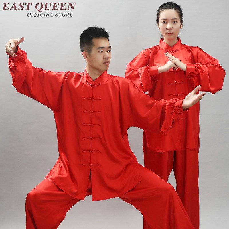 Tai chi uniform 8 colors high Martial arts clothes kung fu suits long-sleeve clothing sets women&men KK483 T